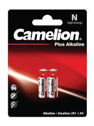 <b>Батарейки LR1</b>-BP2, <b>LR1</b> N, 2шт. <b>Camelion</b> 8744120 в интернет ...
