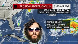 Hilarious Joaquin Phoenix memes created in response to Hurricane ... via Relatably.com