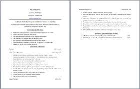 plumber resume sample plumber resume examples sample plumber resume