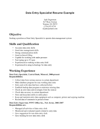 data entry job resume sample s and trading analyst resume jfc cz as