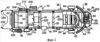 ленточное конвейерное устройство с регулируемым ведомым ...