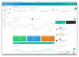 top 22 responsive html5 admin dashboard templates 2017 monarch minimal anfular admin template