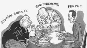 """Résultat de recherche d'images pour """"ARGENT :caricatures de banques monstres"""""""