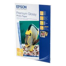 Бумага <b>EPSON Premium Glossy</b> Photo <b>Paper</b> A4 (20 листов ...