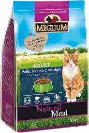 Сухой корм <b>Meglium Cat Adult</b> для взрослых привередливых кошек