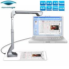 China Document Scanner, <b>Eloam</b> Portable Scanner <b>S600</b> for Bank ...