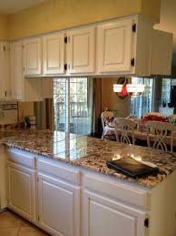 kitchen cabinets with granite countertops: kitchen backsplash ideas white cabinets brown countertop