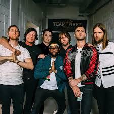 <b>Maroon 5</b> on Spotify