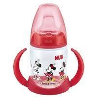 «<b>Бутылочка</b>-<b>поильник NUK</b> quot First Choice quot <b>Disney</b> с ...
