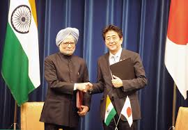Following is the text of Prime Minister, Dr. Manmohan Singh's Media Statement during the visit of Prime Minister of Japan to India