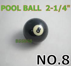 NEW <b>Free shipping 1pcs</b> BLACK NO.8 Pool snooker Billiard table ...