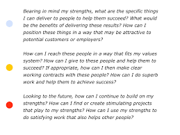 s is for helping a person to create their strengths profile the slides strengths profile 005