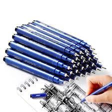 Superior <b>Needle Drawing Pen</b> Waterproof Micron <b>Hook</b> Line ...