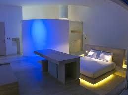 home ambient lighting the guest rooms also are aglow in vibrantly hued ambient light as seen accent ambient lighting