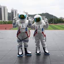 <b>Astronaut</b> Cosplay <b>Costume</b> With Helmet For Children Adult ...