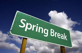 Image result for happy spring break