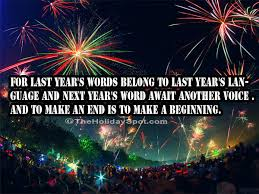 Quotes on New Year