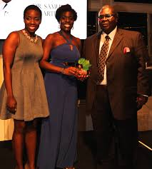 wangechi mutu bozoma saint john dr samuel f quartey honored nana eyeson akiwowo tricia quartey and honoree dr samuel quartey