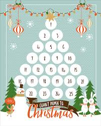 santa s nice list certificate christmas countdown printable and use this cute and print to help the