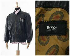 <b>HUGO</b> BOSS черная ветровка пальто и <b>куртки</b> для мужчин ...