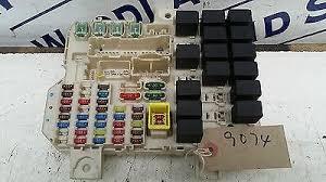 mitsubishi fuse box replacement fuse boxes mitsubishi colt fuse box 03185l26 mn108319 cz3 1 5 2006