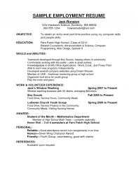 high school graduate resume examples easy sample recent high building update update my resume