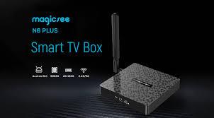 Buy <b>Magicsee N6 Plus</b> Smart TV Box <b>For</b> Just $119.99 (Coupon)