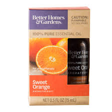 Better Homes & Gardens 100% <b>Pure Essential Oil</b>, <b>Sweet</b> Orange ...