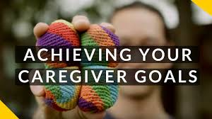 ready set goal creating caregiver goals and objectives