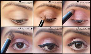 everyday office eyemakeup step by tutorial final