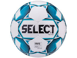 <b>Мяч футбольный Select Team</b> IMS 815419, №5, белый/синий ...