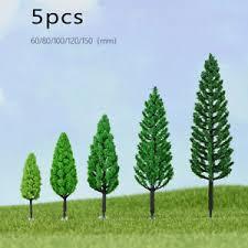 <b>5Pcs</b>/lot <b>Artificial Plant Tree</b> Gardening <b>Lawn</b> Landscaping Decor ...
