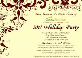 doc corporate holiday party invitation wording ideas 15001071 corporate holiday party invitation wording ideas wedding
