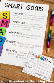 ideas about student goal settings student goal setting data portfolios for first sixth grades