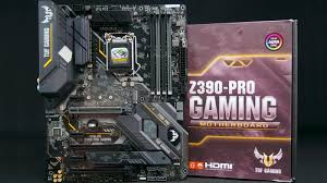 Обзор и тест <b>материнской платы ASUS TUF</b> Z390-Pro Gaming ...