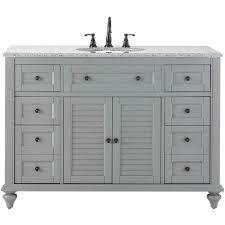 Bathroom White Vanities Home Decorators Collection Bathroom Vanities Bath The Home Depot