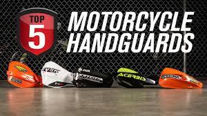 Top 5 <b>Motorcycle Handguards</b> - YouTube