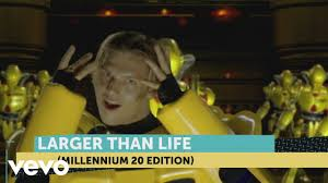 <b>Backstreet Boys</b> - Larger Than Life (<b>Millennium</b> 20 Edition) - YouTube