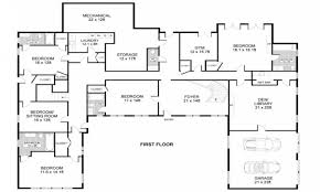 Small U shaped House Plans U shaped House Plans Single Story
