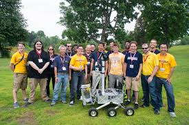 nasa holds final sample return robot competition nasa robotics · robotoics team the mountaineers a team from west virginia university morgantown