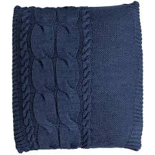 <b>Подушка Stille</b>, синяя