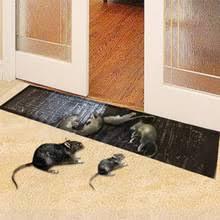 Ковер безопасный офис <b>грызунов</b> Мыши змея жуков ловушка ...