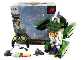 Купить <b>игрушку</b> Трансформер <b>Shantou Gepai</b> Робот-танк (W298 ...