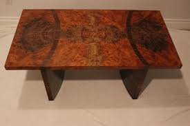 custom walnut burl coffee table by riley s custom cabinets throughout asian inspired furniture asian inspired furniture