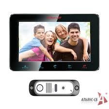<b>TR</b>-<b>29M B</b>/<b>414Si комплект</b> видеодомофона - Компания Альянс-СБ ...