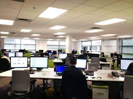 open office cubicles. open plan office with lime color chair and pedestal cushion openplanoffice cubiclescom cubicles