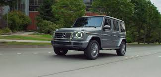 <b>G</b>-<b>Class</b> Luxury Off-Road SUV | Mercedes-Benz