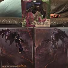 scorpinok on topsy one preorders available think the job interview went well today fingers crossed also picked these up today