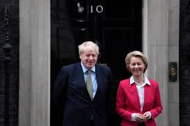 <b>UK</b>, <b>EU</b> leaders to meet face-to-face to try to seal Brexit trade deal ...