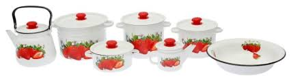 <b>Набор посуды Сибирские</b> товары N25 11 пр. — купить по ...
